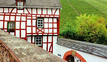 Picturesque Wine Village van Gisela Scheffbuch