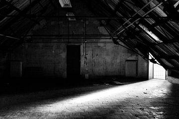 Verlassener Dachboden von Kimberly de Pater