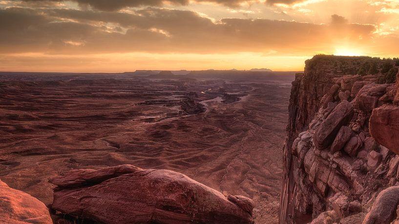 Canyonlands, Utah sur Reinier Snijders