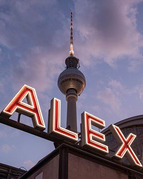 Berlijn Alex van Stefan Schäfer
