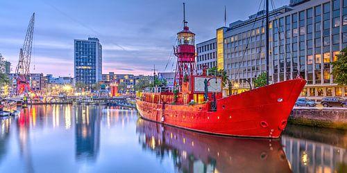 Panorama Wijnhaven Rotterdam