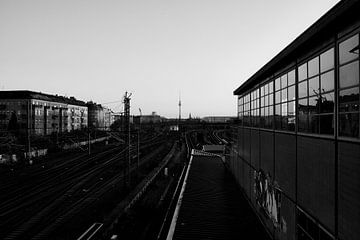 Bornholmer Straße von Iritxu Photography