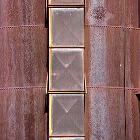 Silo gebruikt bij hoogovens van Jan Brons
