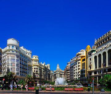 Valencia in Spanien von Nicole