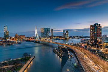 Skyline en Cityscape Rotterdam