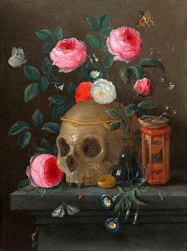 Vanitas Stillleben, Jan van Kessel