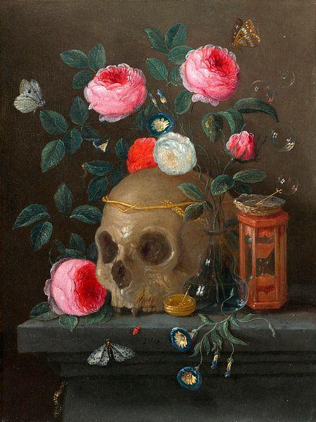 Vanitas Stillleben, Jan van Kessel von Meesterlijcke Meesters