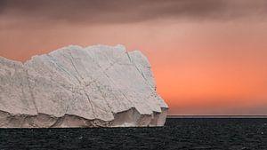IJsberg in de Ross Sea Antarctica
