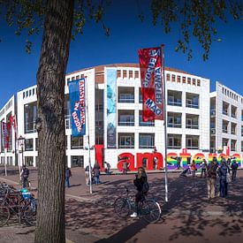 Stopera I Amsterdam panorama van PIX URBAN PHOTOGRAPHY