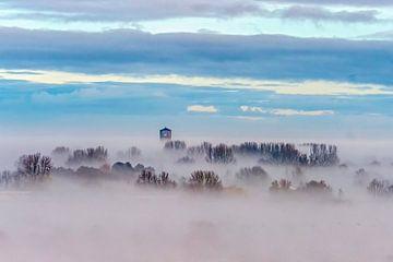 Mist Kwadijk van E. Ruis