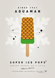 My SUPERHERO ICE POP - Aquaman