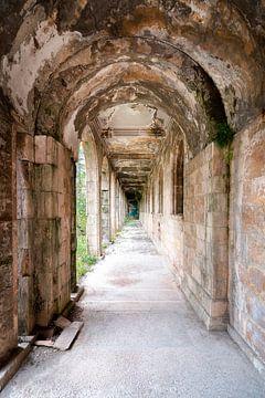 Couloir abandonné dans Decay. sur Roman Robroek
