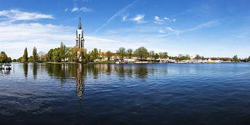 Potsdam Skyline an der Havel von Frank Herrmann