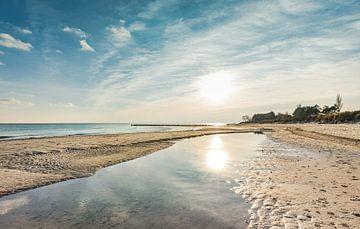 Ostsee Spaziergang von Ursula Reins