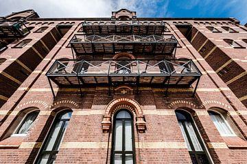 Rotterdamer Architektur von Eddy Westdijk