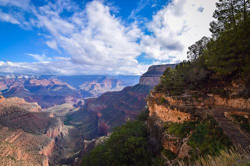 The great Grand Canyon