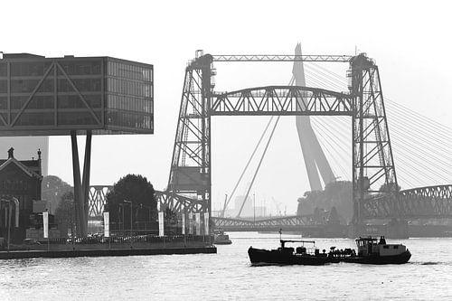 Koningshaven Rotterdam van