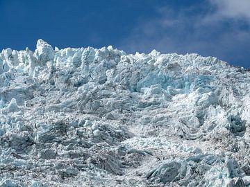Nieuw-Zeeland - Franz Josef - De gletsjer van Rik Pijnenburg