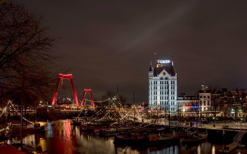 Oudehaven Rotterdam van Karl Smits