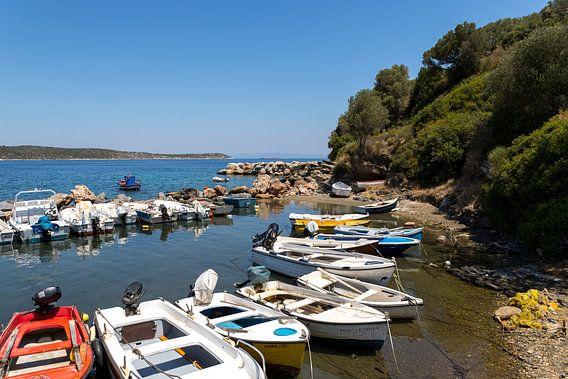 Bootjes op Samos