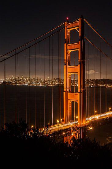 Golden Gate van Wim Slootweg