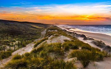 Eindeloze duinen van Ferdinand Mul
