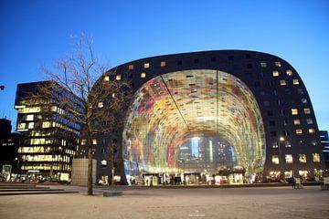 Markthal Rotterdam sur DW photography