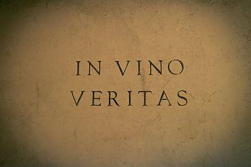 in wijn zit de waarheid, In vino Veritas van