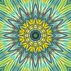 Mandala Art 3 von Marion Tenbergen Miniaturansicht