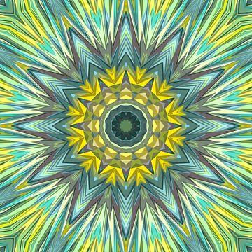Mandala style 3 sur Marion Tenbergen