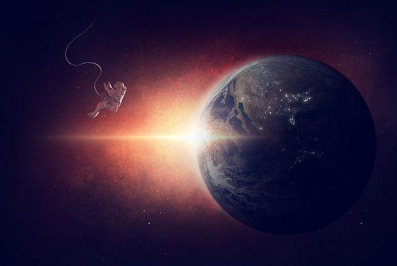 Bungeejump in de Ruimte van Digital Universe