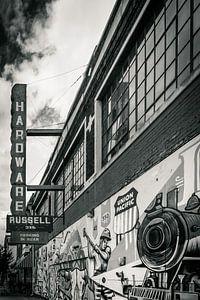 Memphis Straatbeeld van VanEis Fotografie