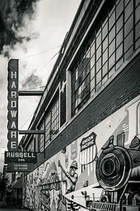 Memphis Straatbeeld van