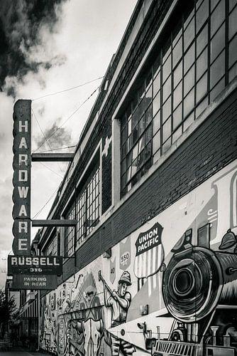 Memphis Straßenbild von