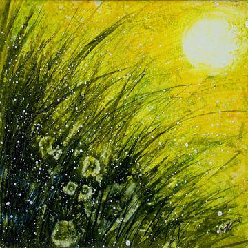 Grass-type groen van Christine Nöhmeier