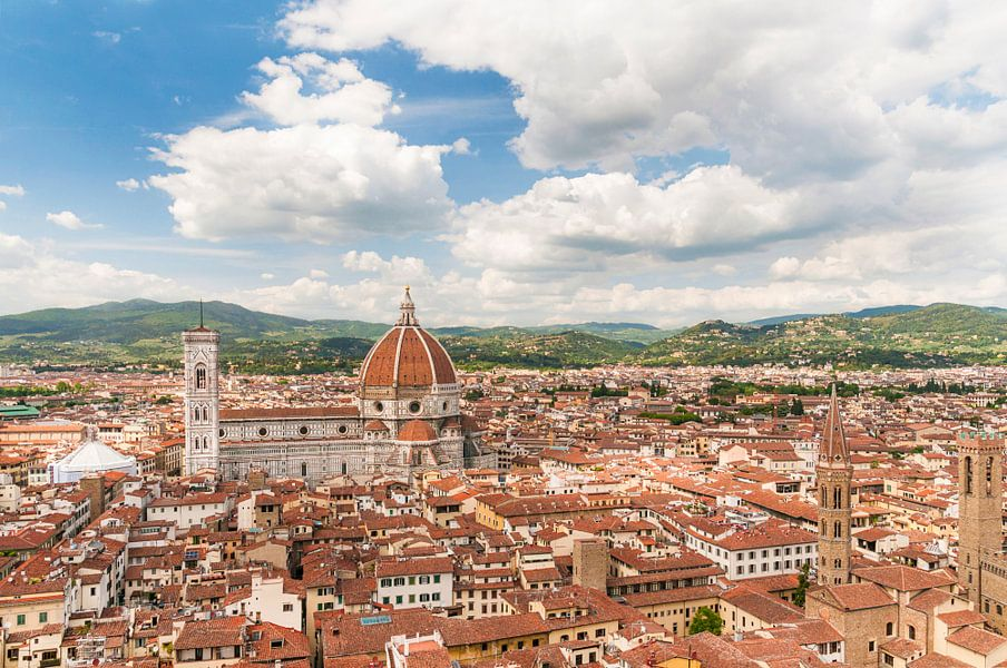 Florence, Italië van Robin Kiewiet