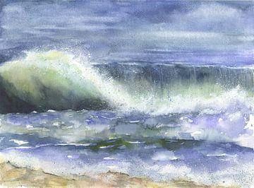 Welle von Jitka Krause