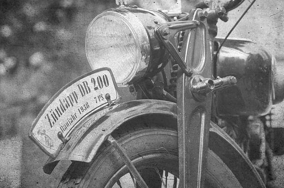 Motorfiets Sectie 1838