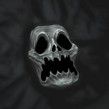 Halloween von Hennie Zeij