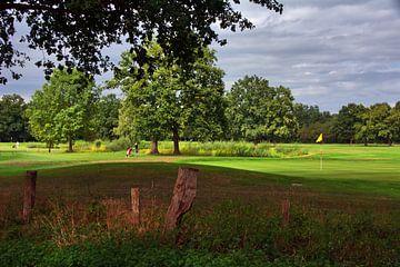 golfbaan 5 van Edgar Schermaul