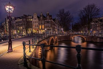 Keizersgracht Amsterdam sur Michael van der Burg