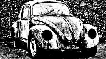 VW kever von Karin Stuurman
