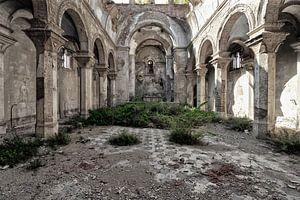 Verfall Kirche 2