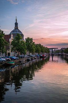 Oude vest te Leiden van Richard Steenvoorden