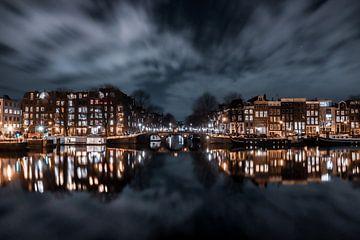 Amstel Amsterdam von Johnny van der Leelie