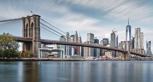 Brooklyn Bridge van Arnold van Wijk