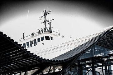Schiffe in der Kunst von scheepskijkerhavenfotografie