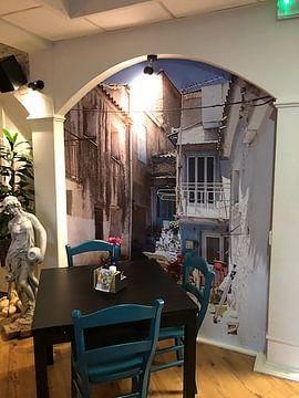 Kundenfoto: Straße auf Samos Griechenland von Elly Damen