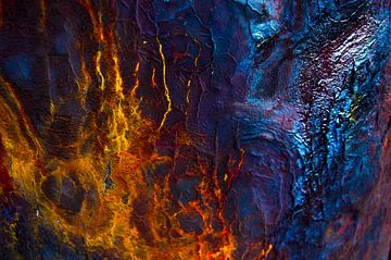 Water en vuur van Sonja Pixels