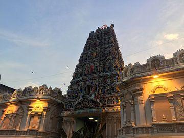 Hinduistischer Tempel von Christine Volpert
